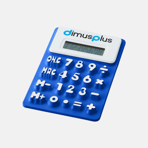 Med reklamlogo Mjuka miniräknare med reklamtryck