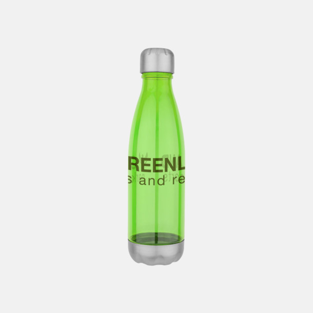 Screentryck Stilrena sportflaskor med reklamtryck