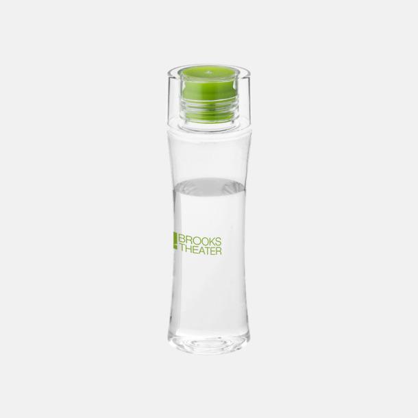Med reklamlogo Smäckra vattenflaskor med reklamtryck
