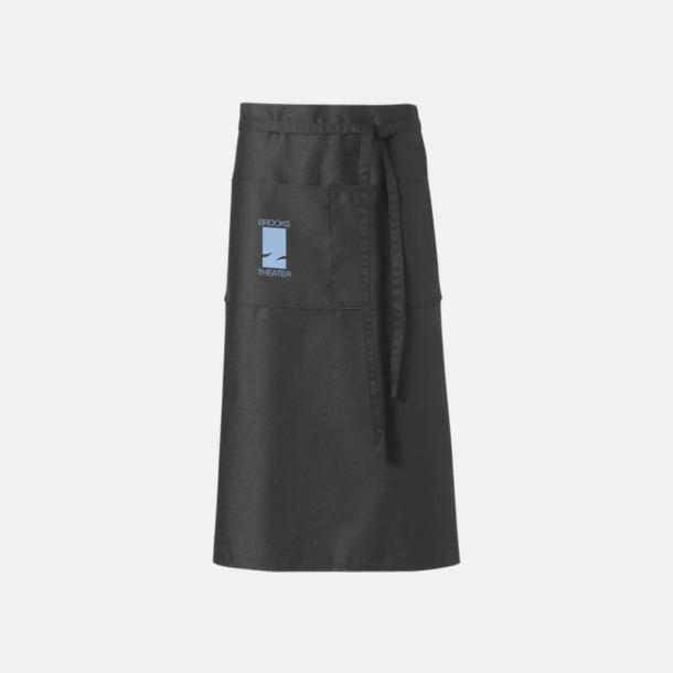 Billiga, långa midjeförkläden med tryck