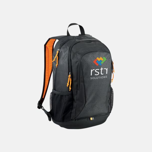 Med reklamlogo Sportig ryggsäck för laptop & surfplatta med eget tryck