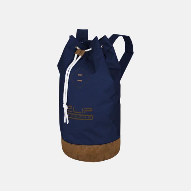 Med reklamlogo Seglarväska & ryggsäck med reklamtryck