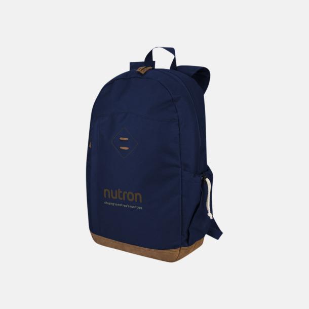 Med reklamlogo Stiliga laptopryggsäckar från Slazenger med reklamtryck