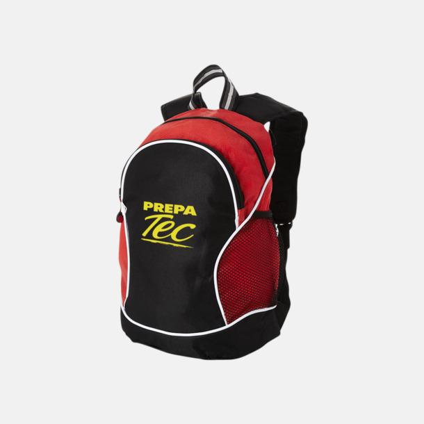 Med reklamlogo Sportiga ryggsäckar med reklamtryck