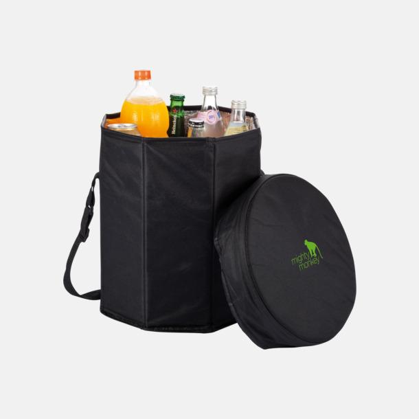 Med reklamlogo Kylväska med inbyggd pall i PVC-fritt material med reklamtryck