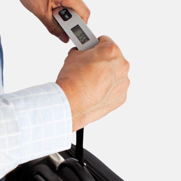 Elektronisk bagagevåg med eget reklamtryck