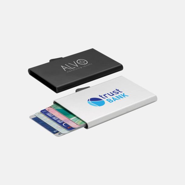 Med reklamlogo RFID-säkra korthållare med reklamtryck