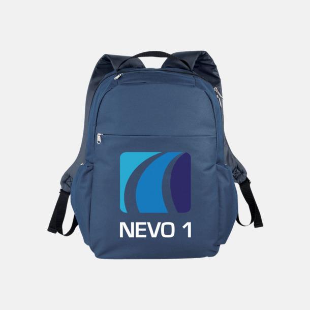 """Med reklamlogo 15,6"""" laptopryggsäckar med reklamtryck"""