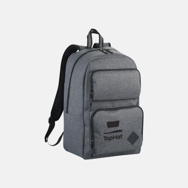 Med reklamlogo Snygga laptopryggsäckar med reklamtryck