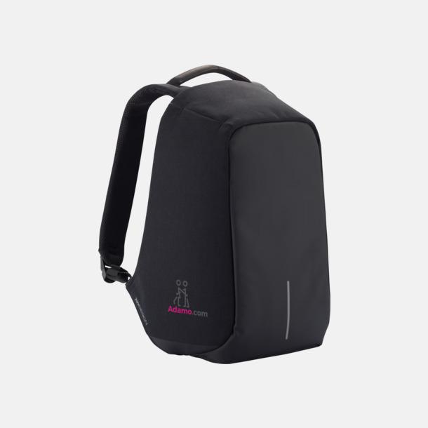 Med reklamlogo Ficktjuvsäkra ryggsäckar med reklamtryck