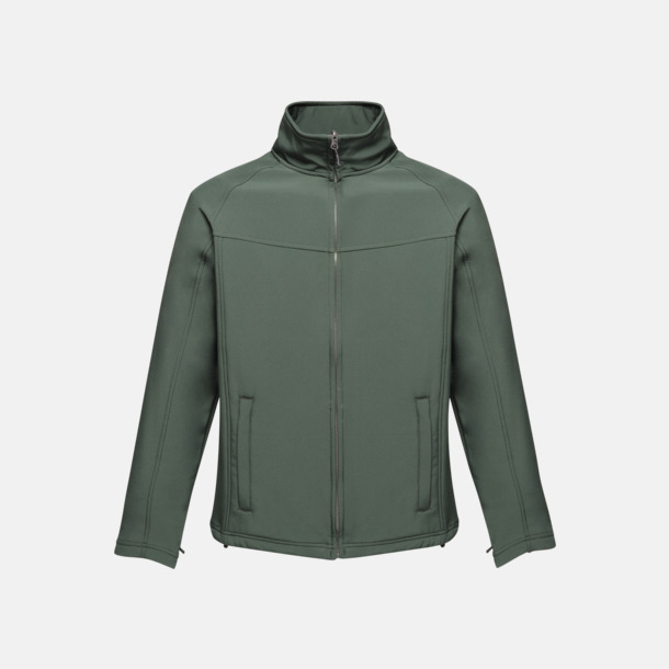 Dark Spruce (herr) Soft-shell jackor i herr- & dammodell med reklamtryck