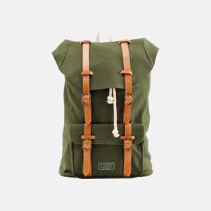 Clifton ryggsäck från Vinga of Sweden med egen logga