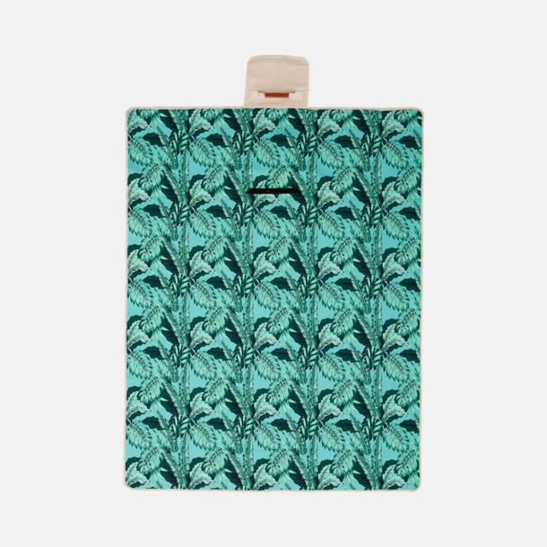 Djungel-mönster Picknickpläd från Vinga of sweden med eget tryck