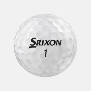 Z-Star golfbollar från Srixon med reklamtryck