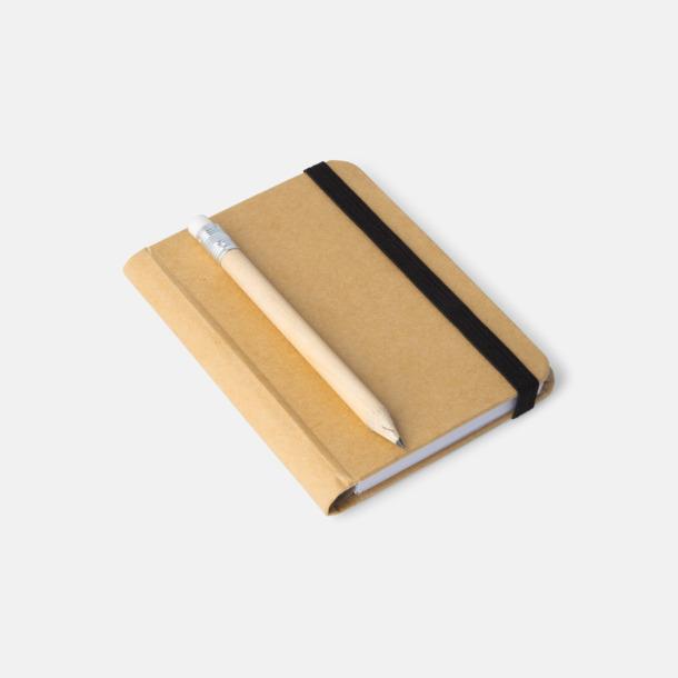 Eko A7-miniblock med blyertspennor- med reklamtryck