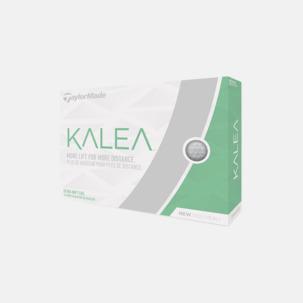 TaylorMades kalea-golfbollar med reklamtryck