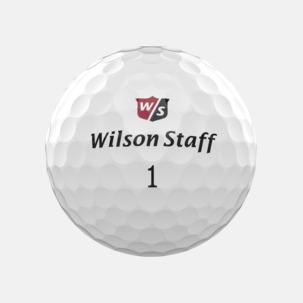Wilson Staff Logobollar med tryck