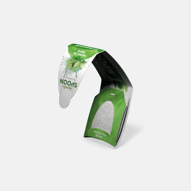 Teskedar från Sprout med eget tryck