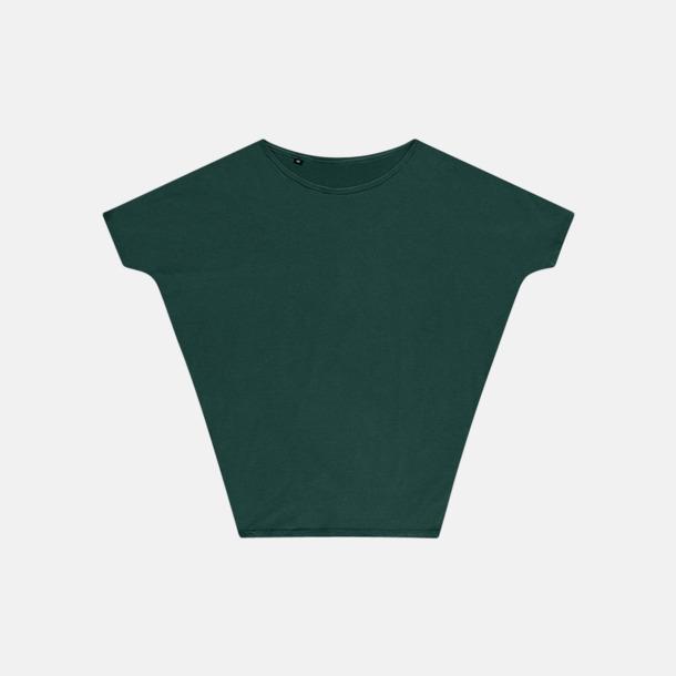 Stargazer Eko oversize dam t-shirts med reklamtryck