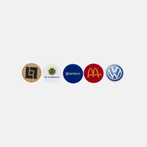Klassisk Markeringsknapp - Med reklamtryck