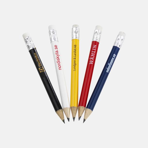 Scorepenna Blyerts (Prisgrupp 1) Golfjojo med greenlagare eller golfpenna