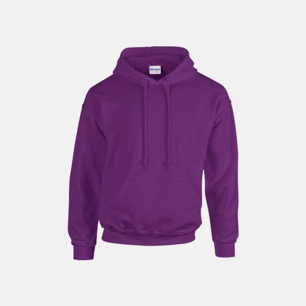 Plum (endast vuxen) Vuxen- & barn hoodies med reklamtryck