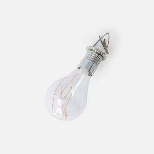 LED-solcellslampor med reklamtryck