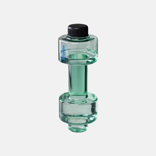 Med reklamtryck Hantelformade vattenflaskor med reklamtryck