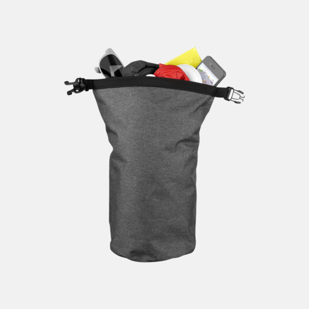5 l vattentäta outdoorbags med reklamtryck