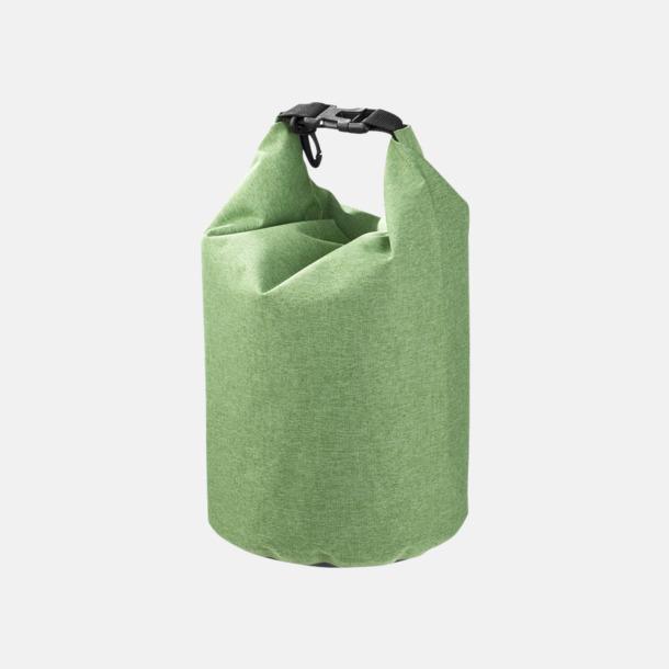 Heather Green 5 l vattentäta outdoorbags med reklamtryck