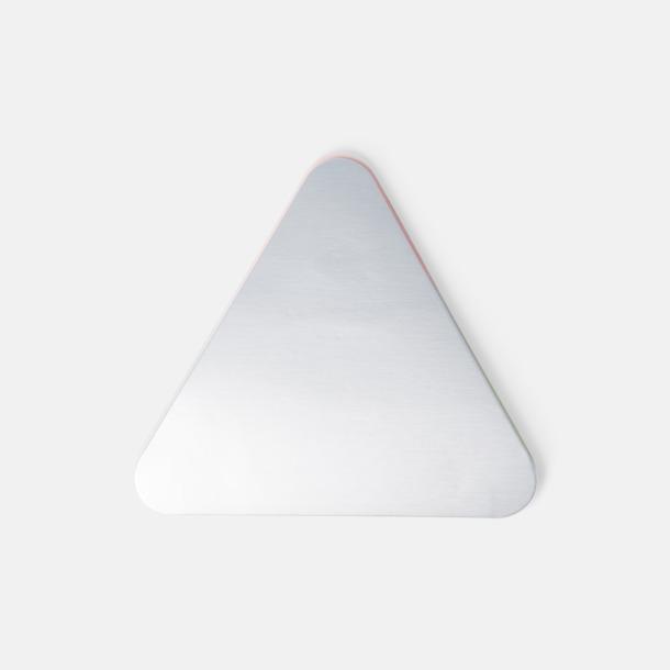 Silver 4-delars notisblock med reklamtryck