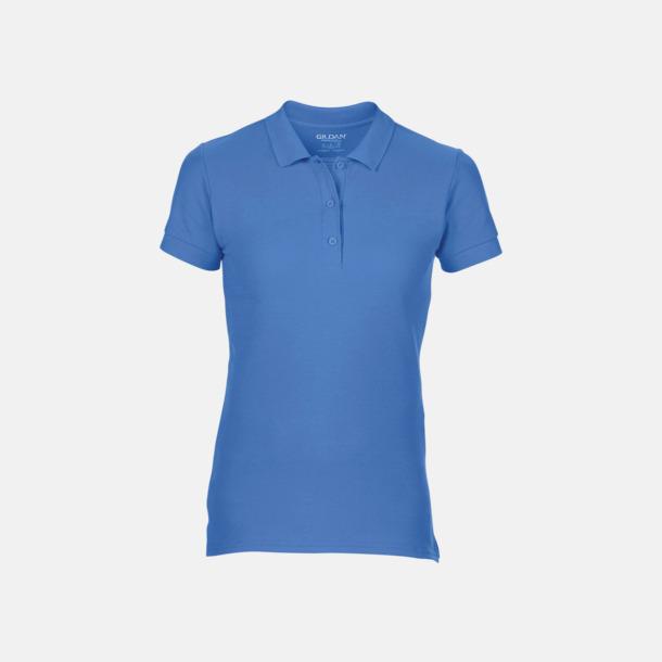 Flo Blue Billiga dampikétröjor med tryck
