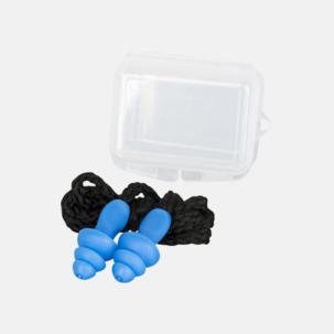 Återanvändningsbara öronproppar med reklamtryck