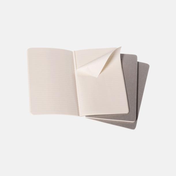 A6-anteckningsböcker från Moleskine med reklamtryck