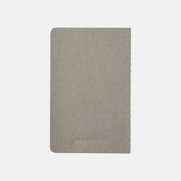 Baksida A6-anteckningsböcker från Moleskine med reklamtryck