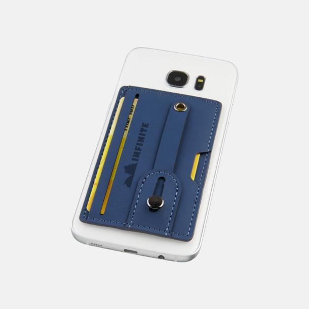 Med logga Remförsedd mobilplånbok med RFID-skydd med reklamtryck