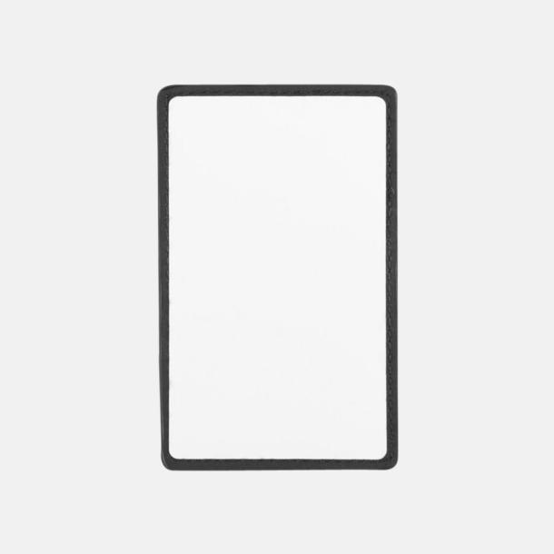 Baksida Remförsedd mobilplånbok med RFID-skydd med reklamtryck