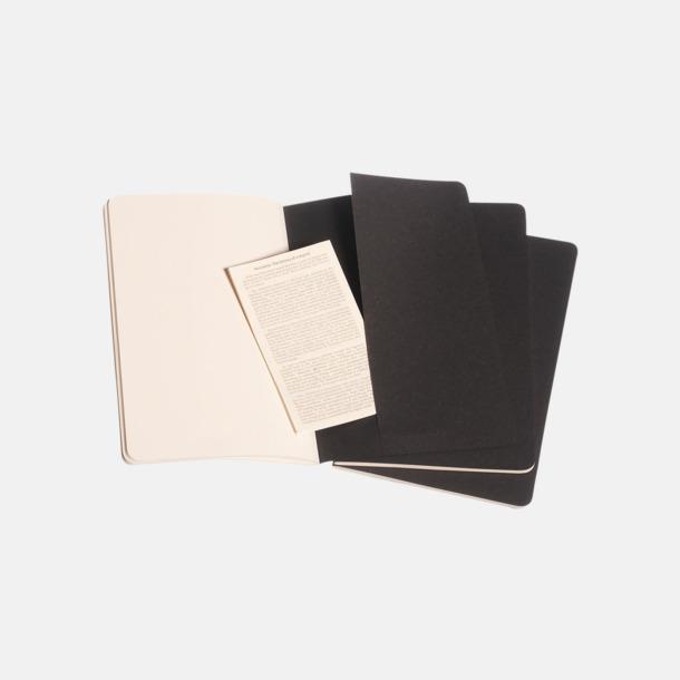A5-anteckningsböcker från Moleskine med reklamtryck