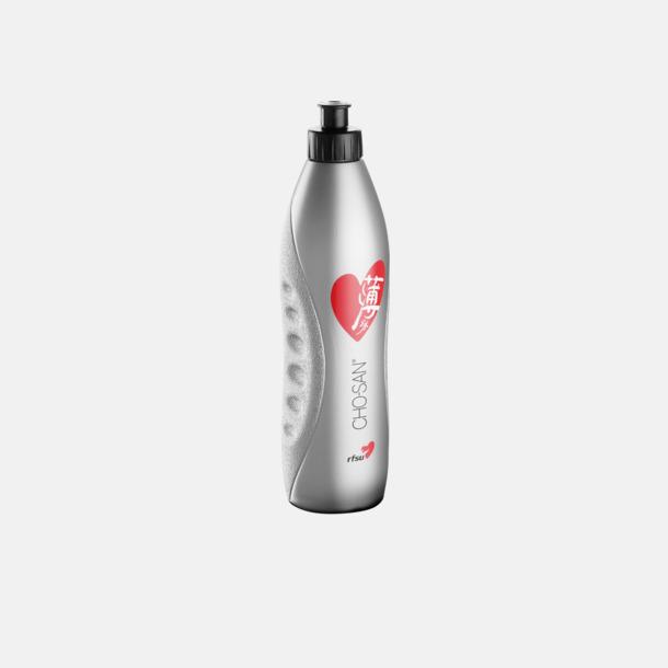 Lady - vattenflaskor i bioplast med reklamtryck
