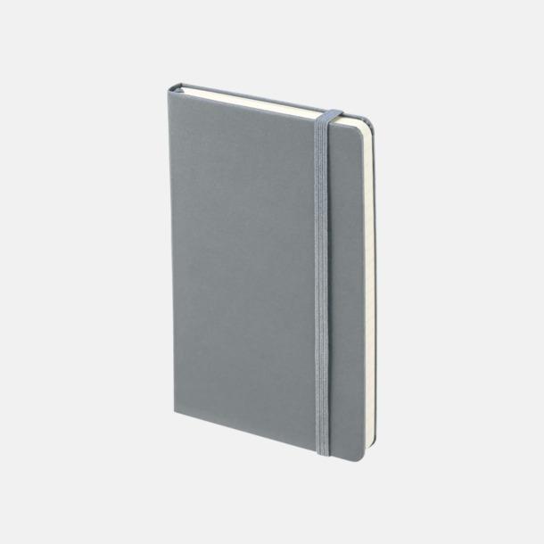 Slate Grey (ruled) Moleskines mindre (ca A6) anteckningsböcker med reklamtryck