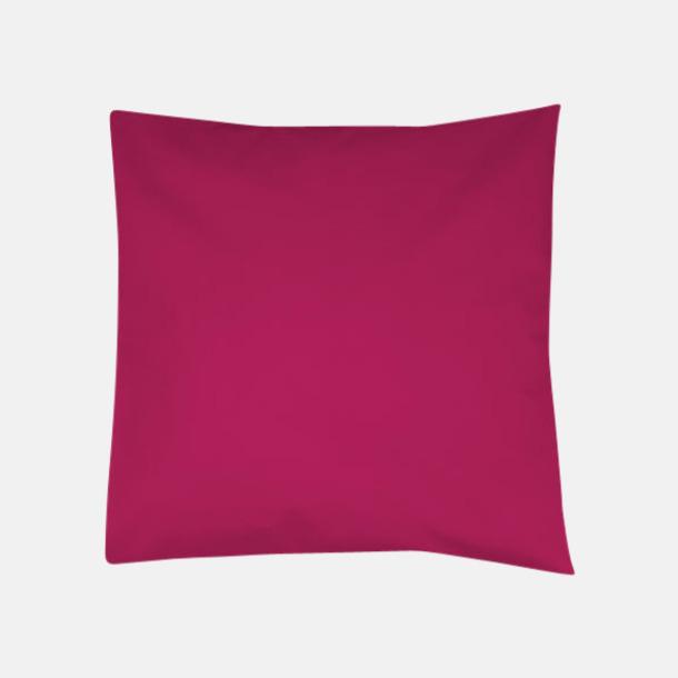 Hot Pink Kuddfodral i massa färger med reklamlogo