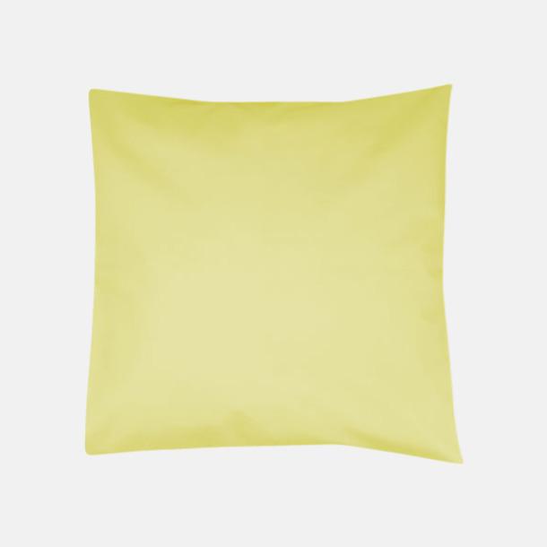 Lemon Kuddfodral i massa färger med reklamlogo