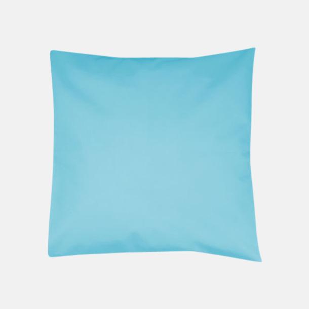 Ljusblå Kuddfodral i massa färger med reklamlogo