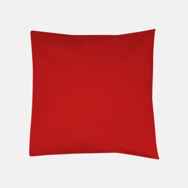 Röd Kuddfodral i massa färger med reklamlogo