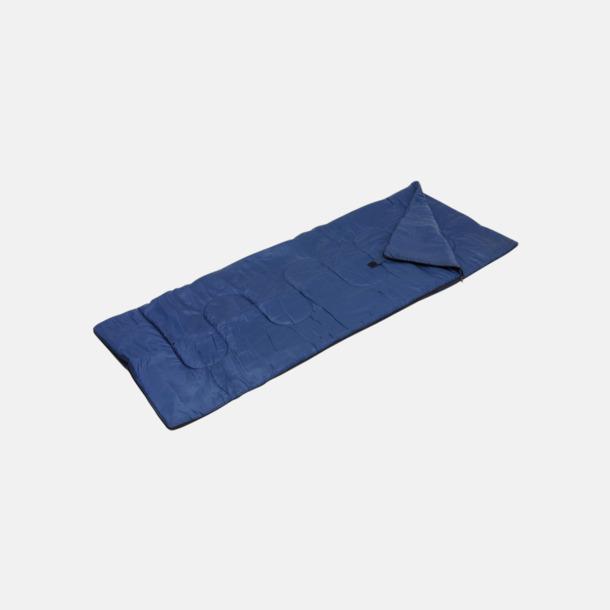 Mörkblå Sovsäck med reklamtryck
