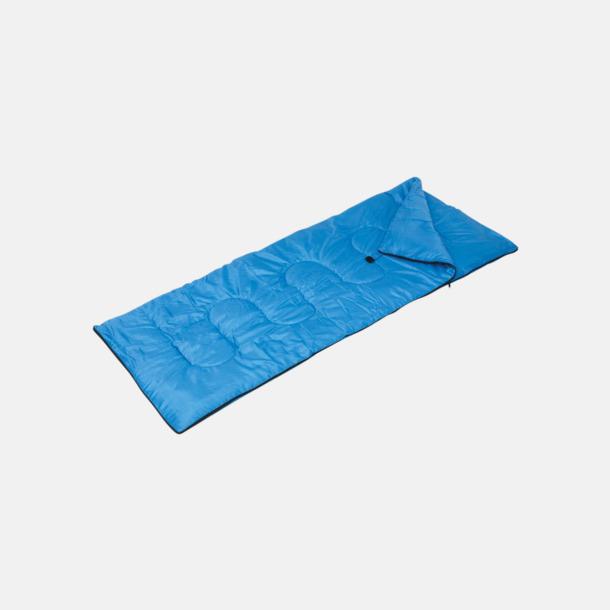 Ljusblå Sovsäck med reklamtryck