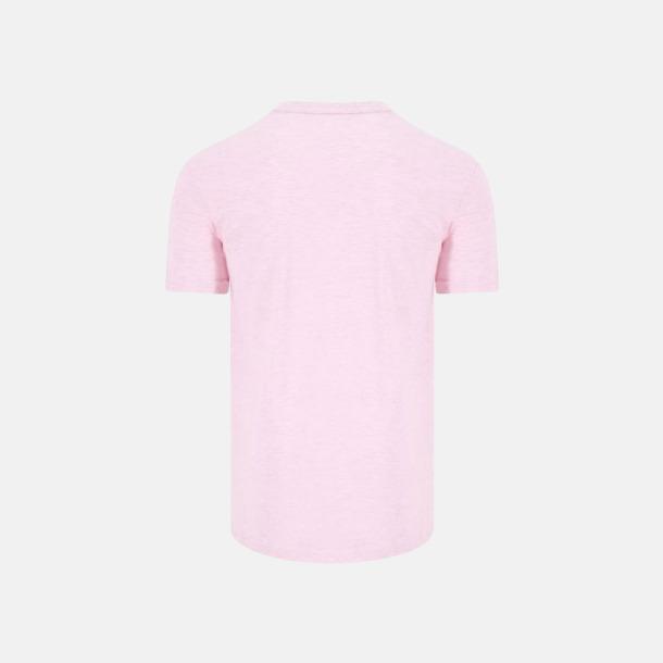 Somriga t-shirts med reklamtryck