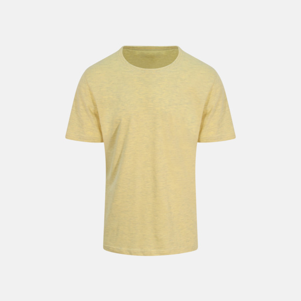 Surf Yellow Somriga t-shirts med reklamtryck