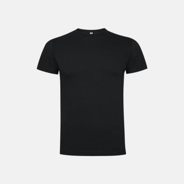 Dark Lead Premium t-shirts med reklamtryck