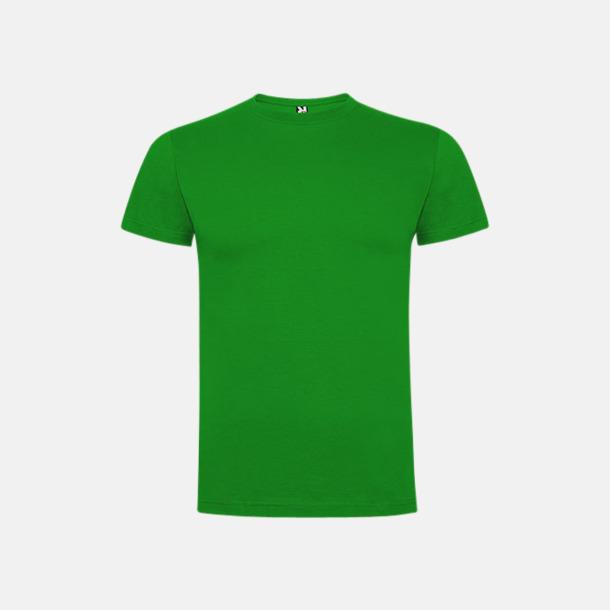 Grass Green Premium t-shirts med reklamtryck